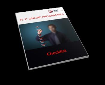 chklst 1e Online Programma