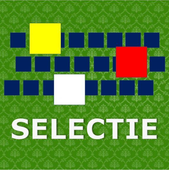 Selectie WEP modules