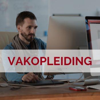 Vakopleiding e-learning ontwikkelaar